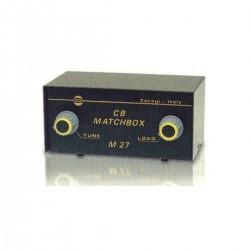 Zetagi M27 Acoplador antena 26-28 Mhz