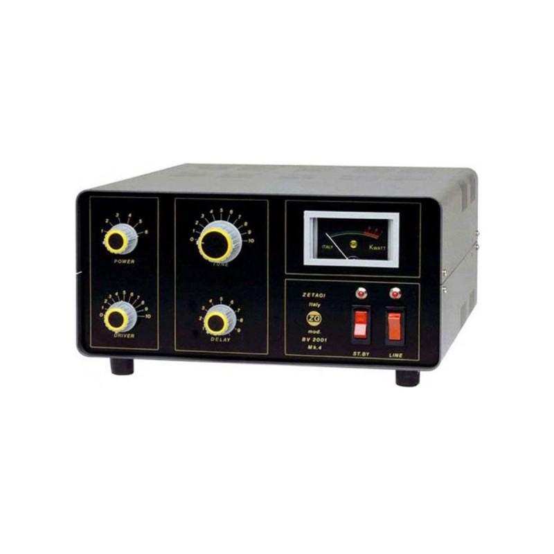 Zetagi BV2001 Amplificador 400W