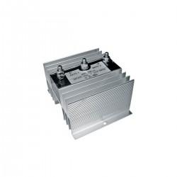 Zetagi SB702 Aislador 2 Baterías