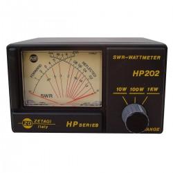 Zetagi HP202 Medidor ROE - Watt
