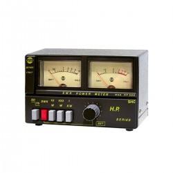 Zetagi HP500 Medidor ROE 3-200 MHz - Watt