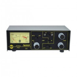 Zetagi TM999 Medidor ROE Acoplador y Watt