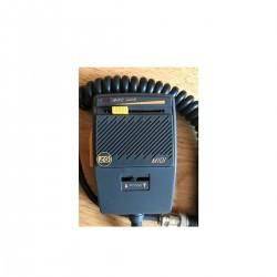 Zetagi M101 Micrófono de mano con previo y Voice
