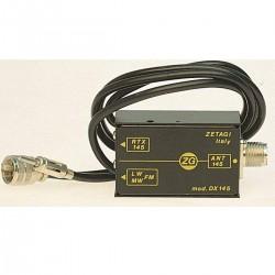 Zetagi DX145 Duplexor Antena 88-108 Radio - VHF 144 MHz