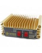 Amplificadores de potencia Zetagi para HF y CB 27 Mhz DC 12V